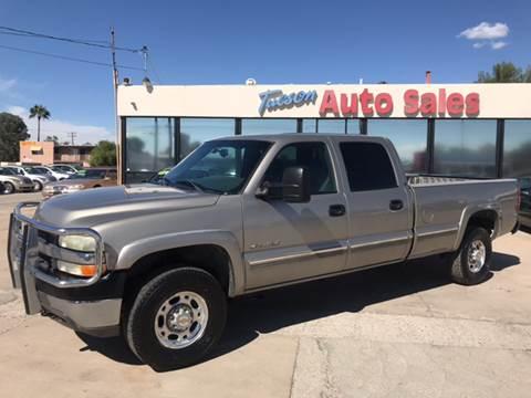 2001 Chevrolet Silverado 2500HD for sale in Tucson, AZ