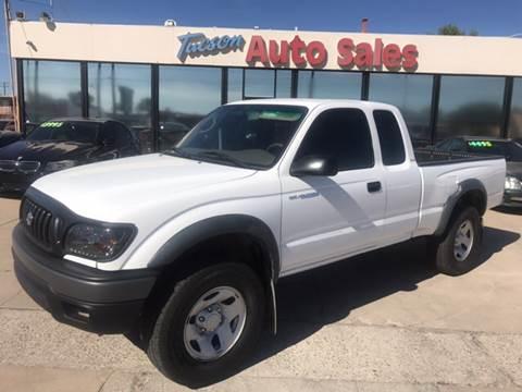 2003 Toyota Tacoma for sale in Tucson, AZ