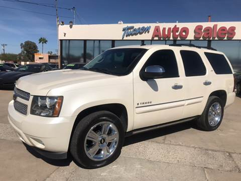 2008 Chevrolet Tahoe for sale in Tucson, AZ