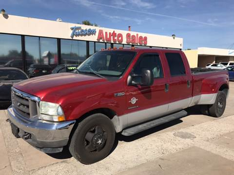 2002 Ford F-350 Super Duty for sale in Tucson, AZ