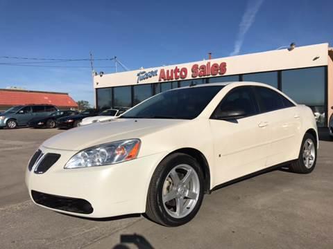 2009 Pontiac G6 for sale in Tucson, AZ