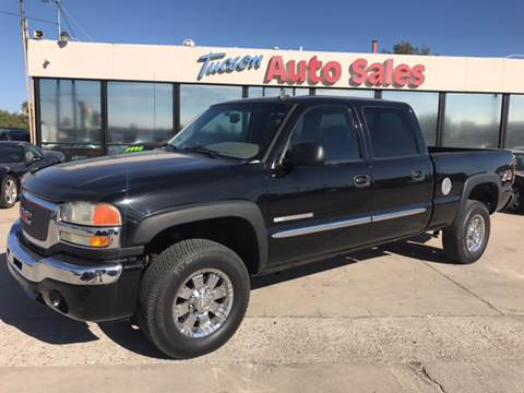 2007 GMC Sierra 2500HD Classic for sale in Tucson, AZ