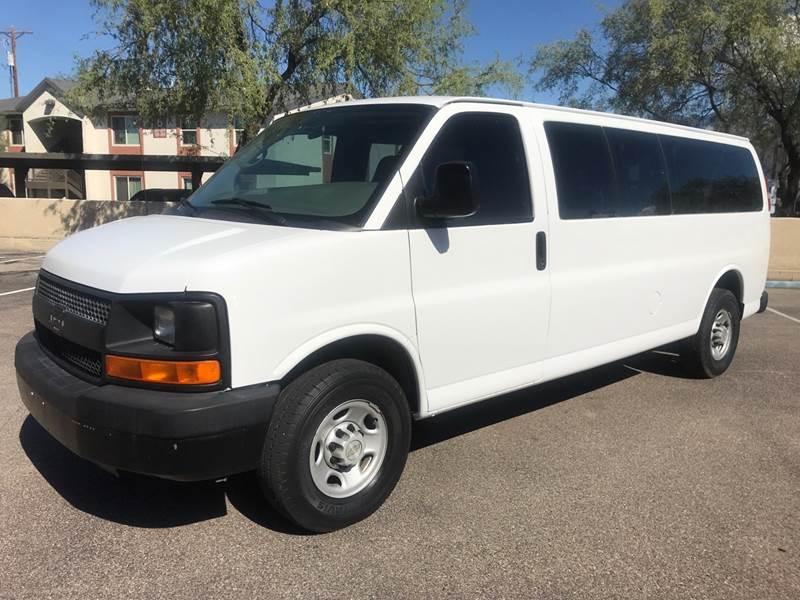 Chevrolet Express Passenger 2007 LS 3500 3dr Extended Passenger Van