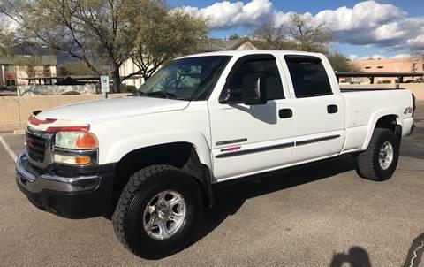 2003 GMC Sierra 2500HD for sale in Tucson, AZ