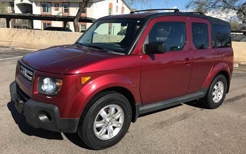 2008 Honda Element for sale in Tucson, AZ