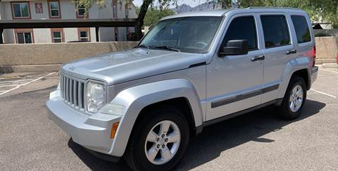 2011 Jeep Liberty for sale in Tucson, AZ