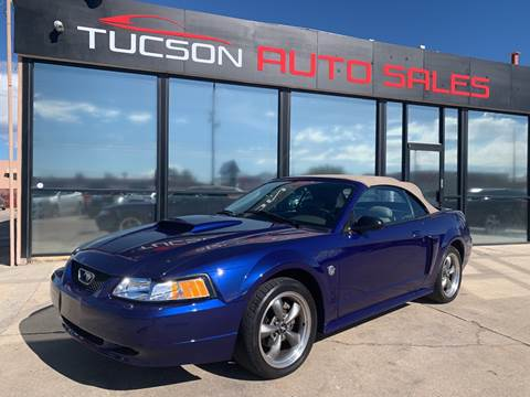 2004 Ford Mustang for sale in Tucson, AZ