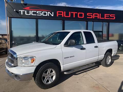 Used Trucks Tucson >> Tucson Auto Sales Car Dealer In Tucson Az