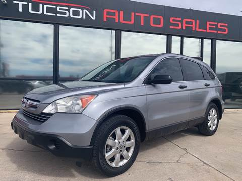 2008 Honda CR-V for sale at Tucson Auto Sales in Tucson AZ