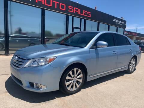 2012 Toyota Avalon for sale at Tucson Auto Sales in Tucson AZ