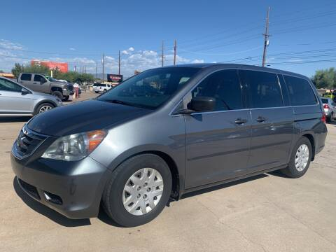 2010 Honda Odyssey for sale at Tucson Auto Sales in Tucson AZ