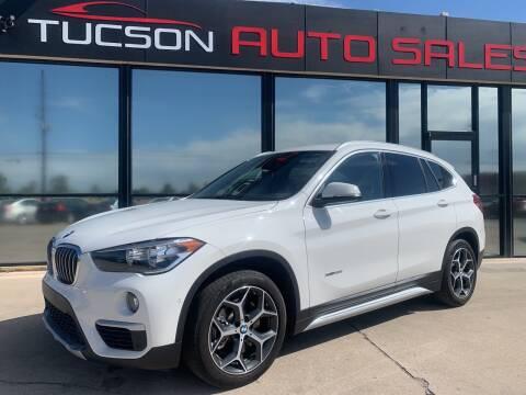 2018 BMW X1 for sale at Tucson Auto Sales in Tucson AZ