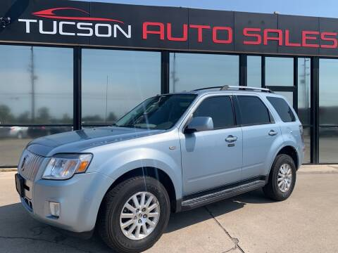 2009 Mercury Mariner for sale at Tucson Auto Sales in Tucson AZ