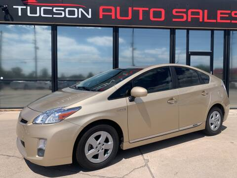 2011 Toyota Prius for sale at Tucson Auto Sales in Tucson AZ