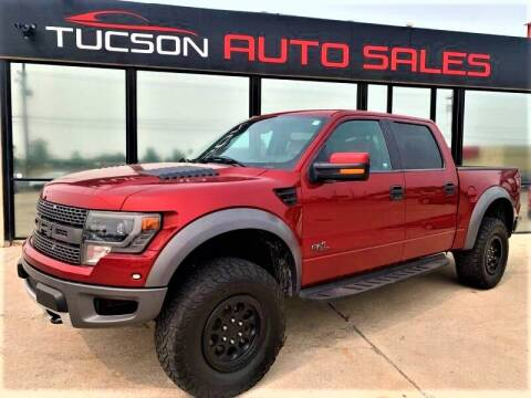 2014 Ford F-150 for sale at Tucson Auto Sales in Tucson AZ