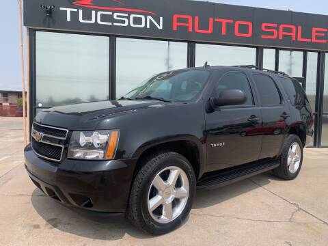 2010 Chevrolet Tahoe for sale at Tucson Auto Sales in Tucson AZ