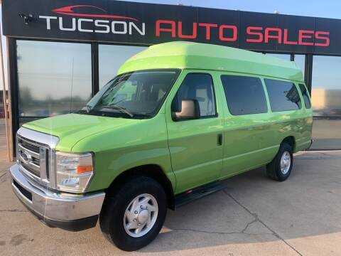 2009 Ford E-Series Cargo for sale at Tucson Auto Sales in Tucson AZ