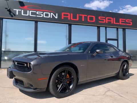 2017 Dodge Challenger for sale at Tucson Auto Sales in Tucson AZ