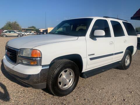 2003 GMC Yukon for sale at Tucson Auto Sales in Tucson AZ