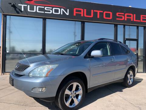 2004 Lexus RX 330 for sale at Tucson Auto Sales in Tucson AZ