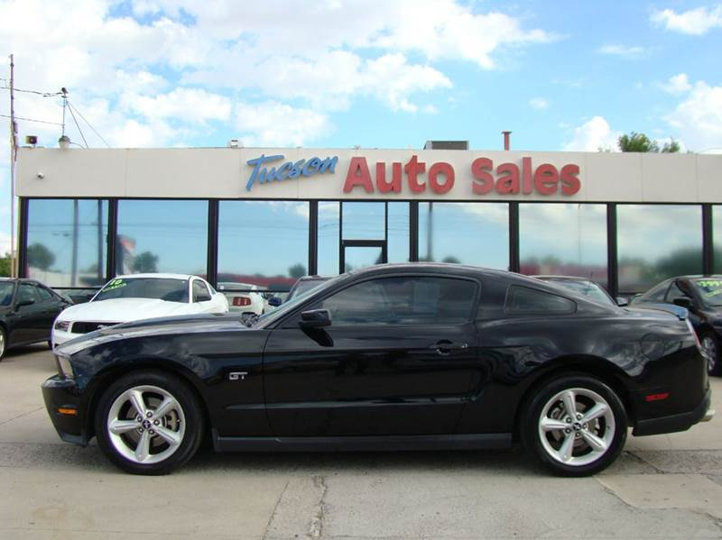 2010 Ford Mustang GT 2dr Coupe - Tucson AZ
