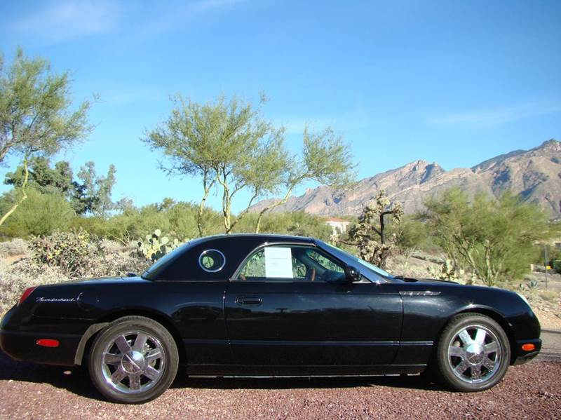 2003 Ford Thunderbird Deluxe 2dr Convertible w/ Removable Top - Tucson AZ