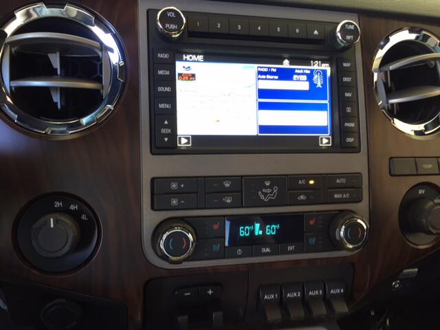 2012 Ford F-350 Super Duty 4x4 Lariat 4dr Crew Cab 8 ft. LB DRW Pickup - Tucson AZ