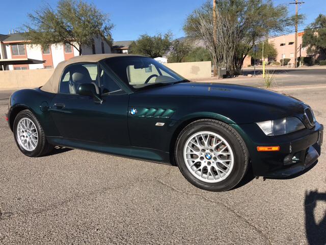 2000 BMW Z3 Convertible - Tucson AZ