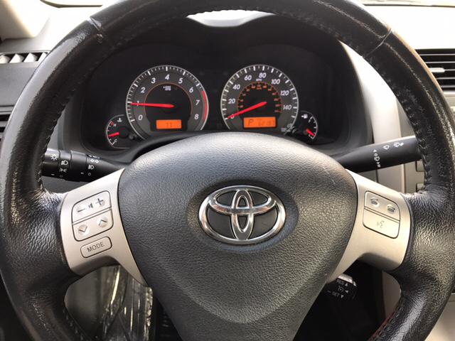 2010 Toyota Corolla S 4dr Sedan 4A - Tucson AZ