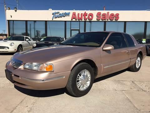 1996 Mercury Cougar for sale in Tucson, AZ