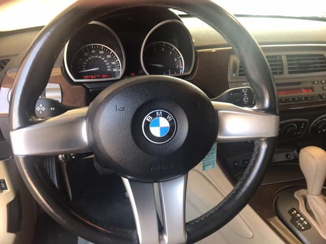 2003 BMW Z4 2.5i 2dr Roadster - Tucson AZ