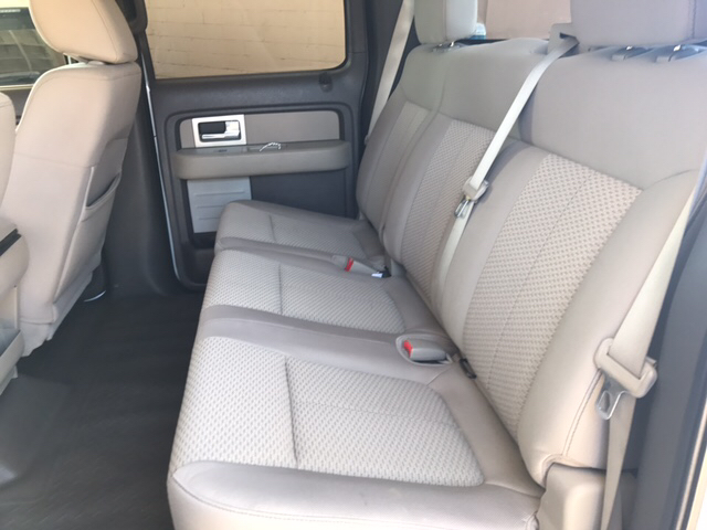 2010 Ford F-150 4x4 XLT 4dr SuperCrew Styleside 6.5 ft. SB - Tucson AZ