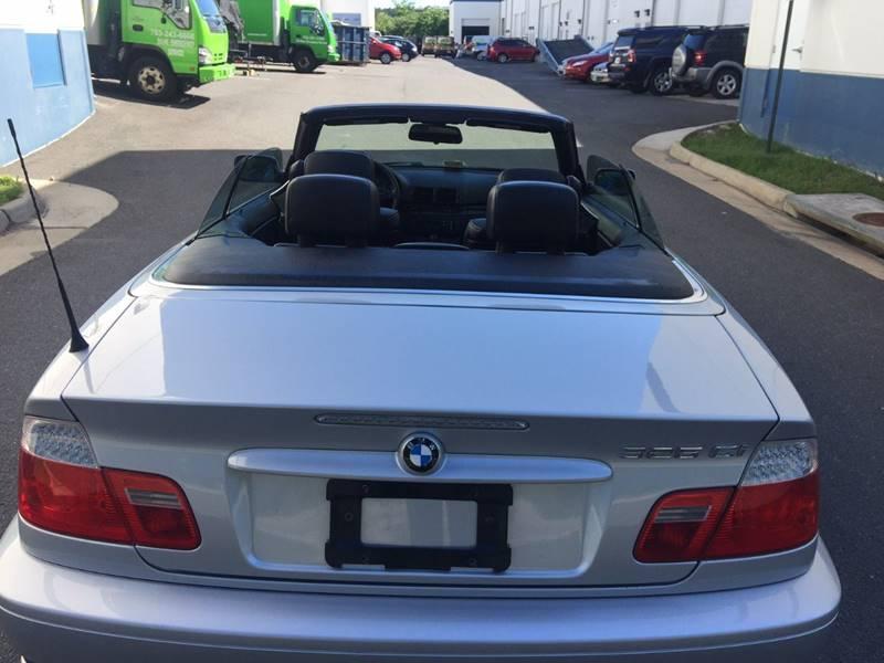 2005 BMW 3 Series 325Ci 2dr Convertible - Chantilly VA