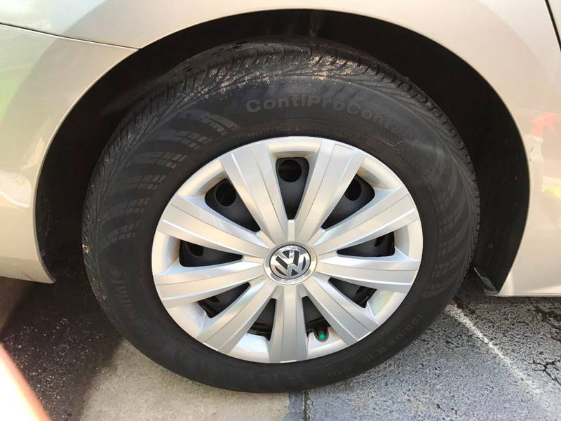 2014 Volkswagen Jetta S 4dr Sedan 6A - Chantilly VA