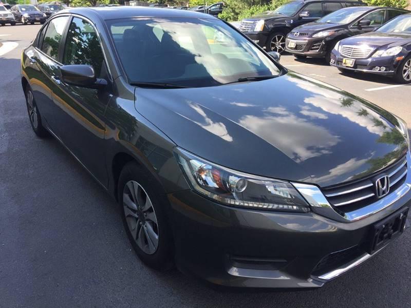 2014 Honda Accord LX 4dr Sedan CVT - Chantilly VA