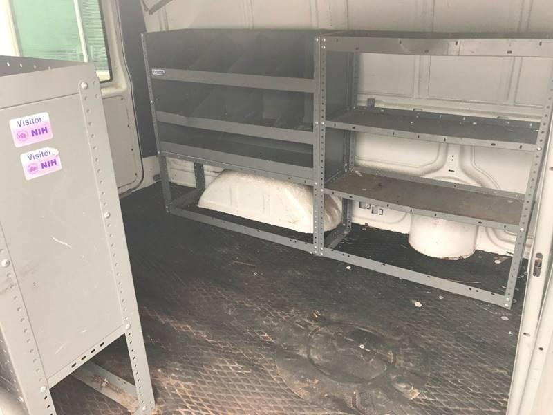 2004 Chevrolet Astro Cargo 3dr Extended Cargo Mini-Van - Chantilly VA