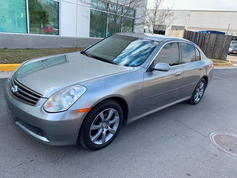 2005 Infiniti G35 for sale in Chantilly, VA