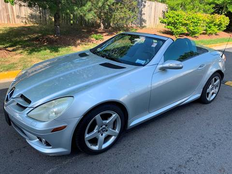 2005 Mercedes-Benz SLK for sale in Chantilly, VA