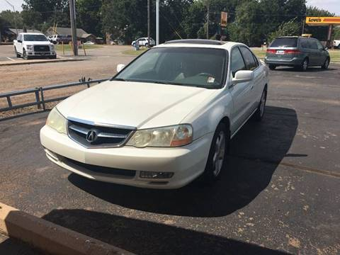 2002 Acura TL for sale in Guthrie, OK