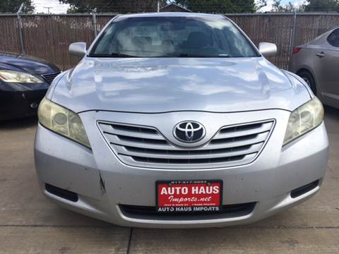 2008 Toyota Camry for sale in Grand Prairie, TX