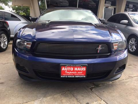 2012 Ford Mustang for sale in Grand Prairie, TX