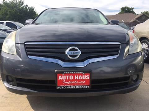 2009 Nissan Altima for sale in Grand Prairie, TX