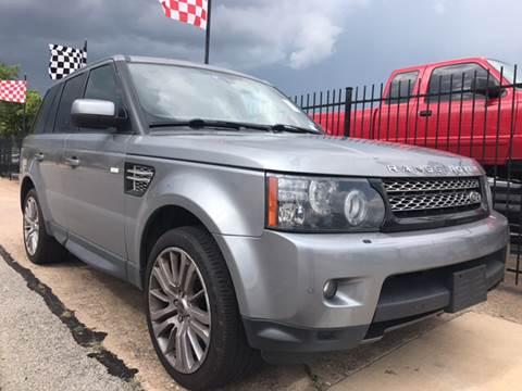 2013 Land Rover Range Rover Sport for sale in Grand Prairie, TX