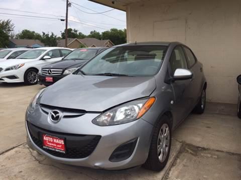 2014 Mazda MAZDA2 for sale in Grand Prairie, TX