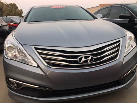 2016 Hyundai Azera for sale in Grand Prairie, TX
