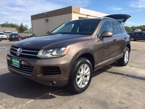 2013 Volkswagen Touareg for sale in Grand Prairie, TX