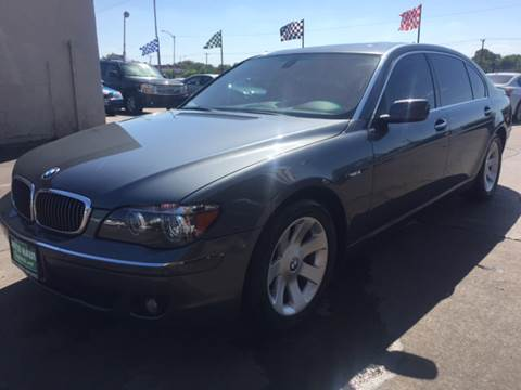 2008 BMW 7 Series for sale in Grand Prairie, TX