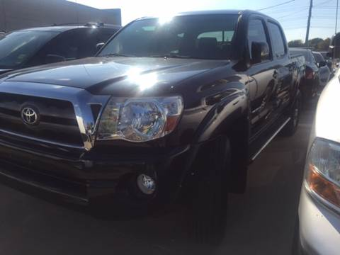 2010 Toyota Tacoma for sale in Grand Prairie, TX