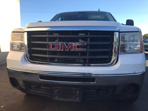 2009 GMC Sierra 2500HD for sale in Grand Prairie, TX