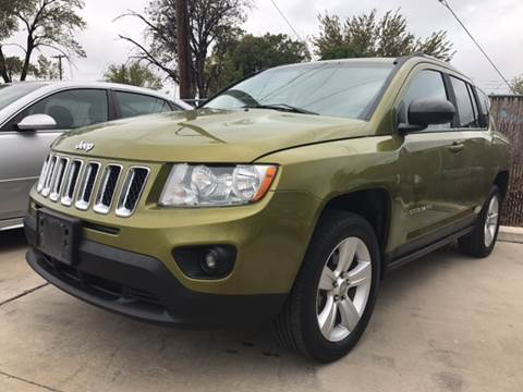 2012 Jeep Compass for sale in Grand Prairie, TX